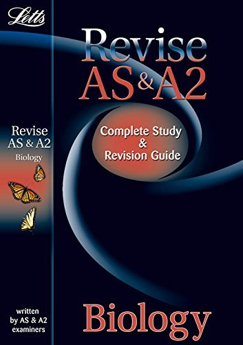 AS and A2 Biology: Study Guide (Letts A Level Success) (English Edition)