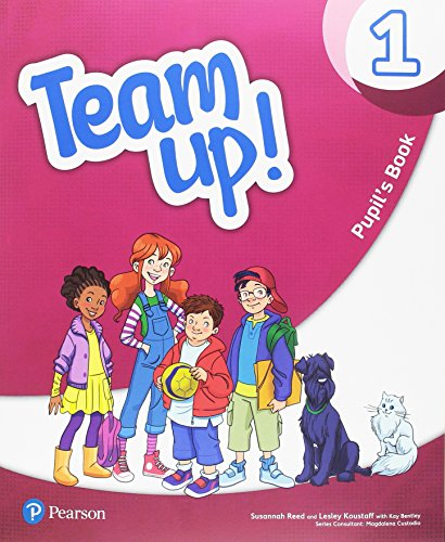 Team Up! 1 Pupil's Book Pack por Susannah Reed