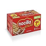 Sticks de Nocilla Original - 2 raciones de 30g - Sin Aceite de Palma: crema de cacao natural con avellana y palitos de pan