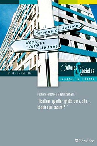 Acutalité des banlieues par Collectif