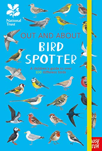 National Trust: Out and About Bird Spotter: A children's guide to over 100 different birds (NT Out and About)