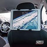 Premium Tablet Halterung Auto - Universal KFZ-Kopfstützen-Halterung - Optimal für