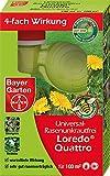 Bayer Universal-Rasen Unkrautfrei Loredo Quattro - 100ml
