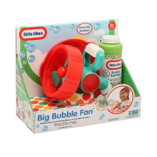Little Tikes Big Bubble Fan