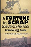 A Fortune In Scrap - Secrets of the Scrap Metal Industry by Ken Burtwell (2012-11-10)