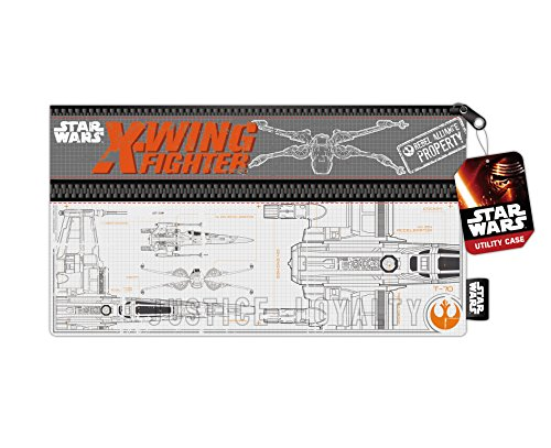 Star Wars–Estuche de 2bolsillos