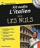 Kit audio - L'Italien Pour les nuls...