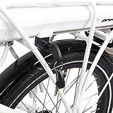 E-Bike Faltrad in weiß | Unisex | E...