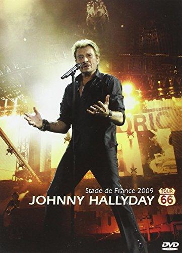 Bild von JOHNNY HALLYDAY - Stade de france 2009-tour 66 (2 DVDMU)