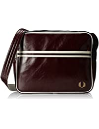 Fred Perry Classic Homme Shoulder Bag Bordeaux