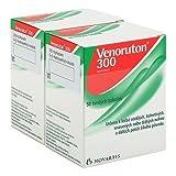 Venoruton 300 Spar-Set 2x50Hartkapseln. Gegen geschwollene, kribbelnde und schwere Beine.