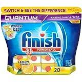 Finish Quantum Tablettes citron 2x 20par paquet
