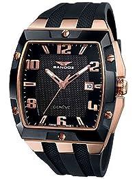Reloj Sandoz Caractere 81311-95 Hombre Negro