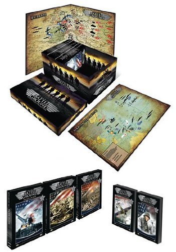 Battle Ground Collection - 16-DVD Box Set ( Battle Ground: Pacific Ocean / The Southwest Pacific / Wings Over Europe / The Batt