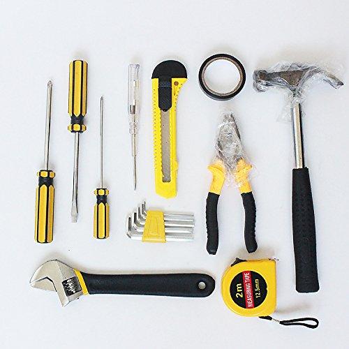 Ocamo 16/Set Profi Fahrzeug Repair-Kit Notfall Wartung Set Tool Kit