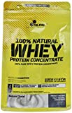 Olimp Natural Whey Protein Concentrate Bag Zip Protein Supplement, Natural Flavour from Olimp Labs