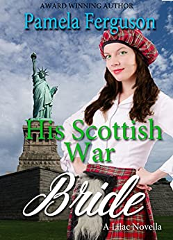 His Scottish War Bride by [Ferguson, Pamela]