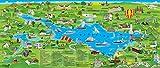 Bodensee Erlebnisposter