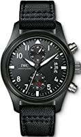 IWC - Reloj suizo automático para hombre, de acero inoxidable y estilo inform...