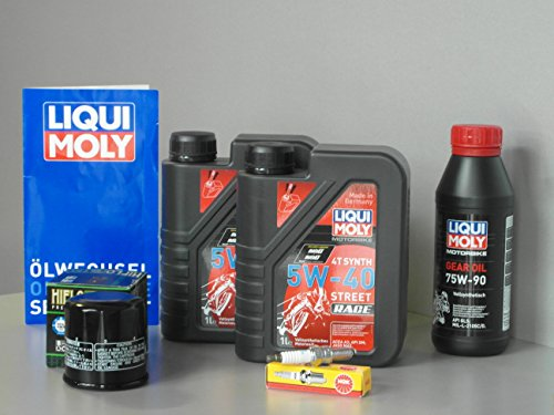 Wartungs - Set Polaris Sportsman 570, Inspektion Ölfilter Getriebeoel Zündkerze