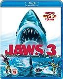Jaws 3 [Blu-ray] [1983]