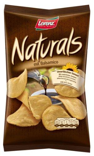 Produktbild Lorenz Snack World Naturals mit Balsamico 6er Pack (6 x 110 g)