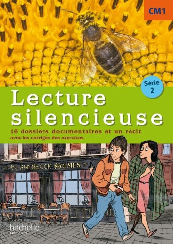 Lecture silencieuse CM1 Série 2