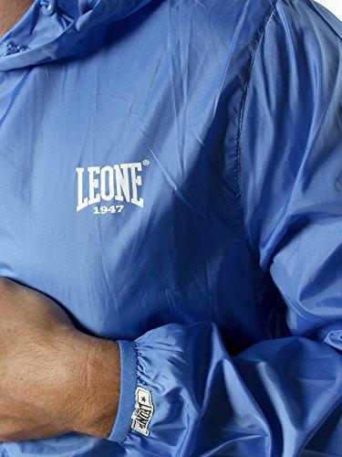 Leone 1947 Sport Fight Activewear LSM681, Giubbotto Uomo Blu (Royal)