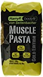 HarryP Bodyfit Muscle Pasta/Eiweiß Nudel Gold Edition, 2er Pack (2 x 330 g)