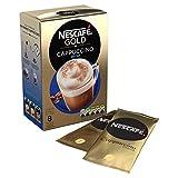 Nescafe Cappuccino Entkoffeiniert 10 x 15g