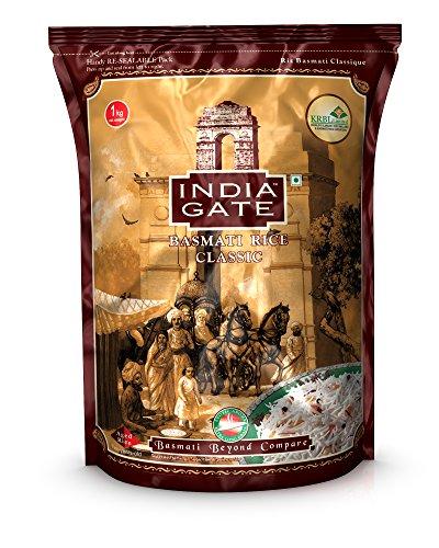 2. India Gate Basmati Rice, 1kg