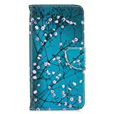 Veapero Samsung Galaxy A20E Case,ShockProof PU Leather Flip