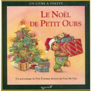 Le Noël de Petit Ours : Un livre à volets