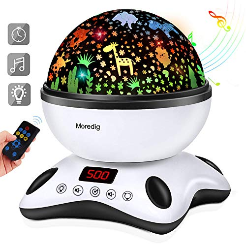 Moredig Baby Light Projector, Re...