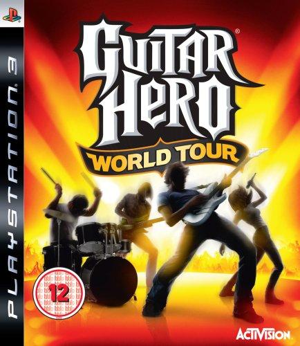 Guitar Hero: World Tour [UK-Import]