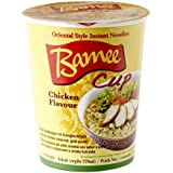 Bamee Oriental Style Instant Cup Noodles, Chicken, 60g (Pack Of 2)