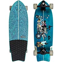 Quiksilver eglsstfree-bmj0Skateboard Unisex