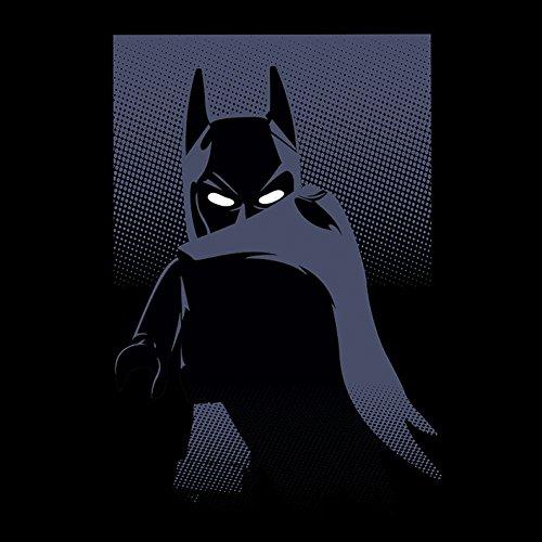 Lego Batman Shadow 40�x 40�cm stampa su tela, multicolore