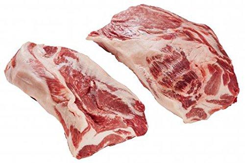 Duroc Schweinenacken ohne Knochen