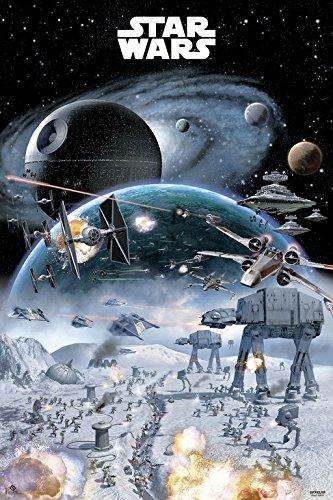 Grupo-Erik-Editores-Poster-Star-Wars-Hoth