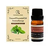 TKH-100% Pure Botanic Grüne Minze(Spearmint) ätherisches Öl natürlichen Pflanzen Essence Extrahiert (10/0,34 FL OZ) Therapeutische Duft Öl