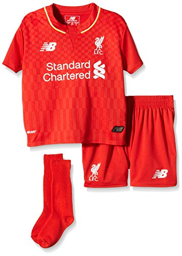 Liverpool FC 2015/16 Home Infant Football Kit - size 6-7 Years (Shorts Balance Classic New)