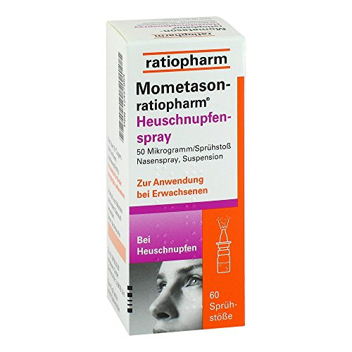 Mometason-ratiopharm Heuschnupfenspray, 10 g Spray