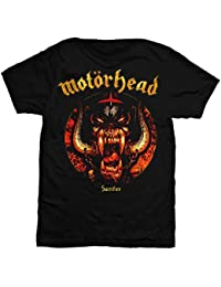 Motorhead Men's Sacrifice Black T-Shirt
