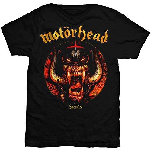 Motorhead - Camiseta - para Hombre Negro XXL
