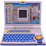 RADHE English Learner Educational Laptop|English Learning Computer | English Learner Laptop - 20 Activities|Multipurpose English Learner Laptop With LED Screen - B07GMXCX7Z