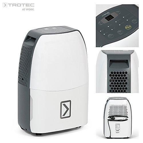 A/c-filter-trockner (TROTEC Komfort Luftentfeuchter TTK 40 E (max.14 L/Tag), geeignet für Räume bis 63 m³ / 25 m²)
