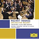 Mozart: Sinfonia Concertante for winds, K297b / Concerto for flute and harp, K299