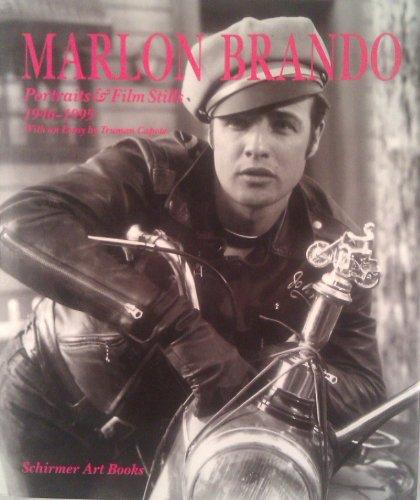Marlon Brando photographies (1946-1995) par Truman Capote