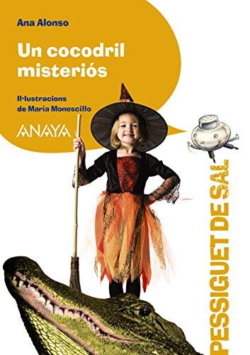 Un cocodril misteriós (Literatura Infantil (6-11 Años) - Pizca De Sal (C. Valenciana)) por Ana Alonso